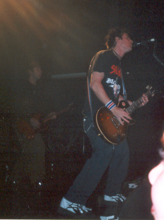 Bill et Greig, Club Soda, Montréal, 12/12/00