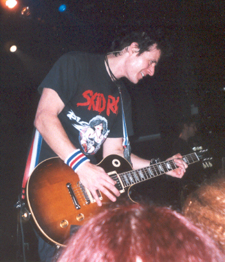 Greig, Club Soda, Montréal, 12/12/00