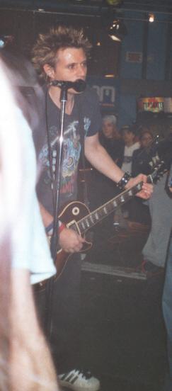 Greig, Portes Ouvertes MusiquePlus, 07/03/01